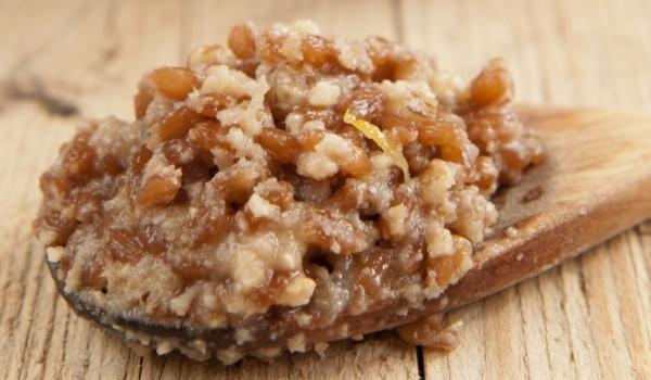 Варено жито с орехи