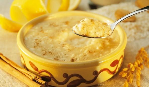 Домашно мляко с ориз