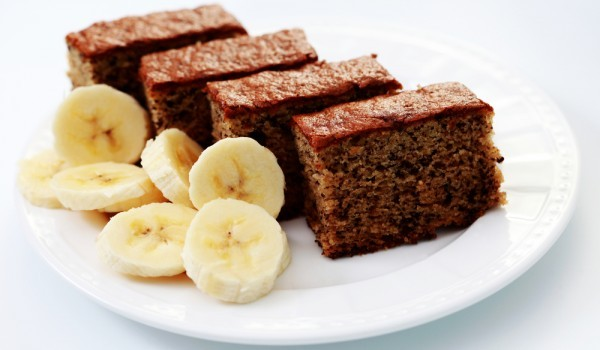 Бананов кекс