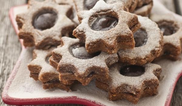 Бързи шоколадови бисквити