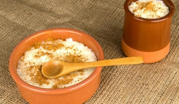Кокосово мляко с ориз