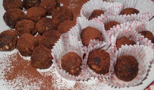 Какаови топчета