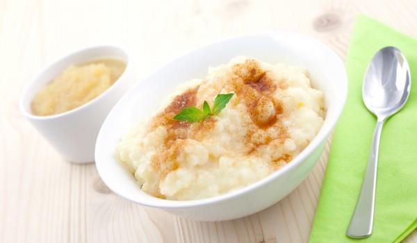 Мляко с ориз от пловдивско