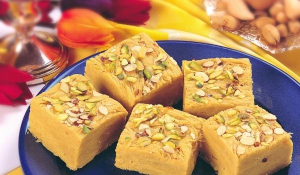 Сохан - ирански сладкиш