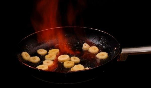 Банани фламбе