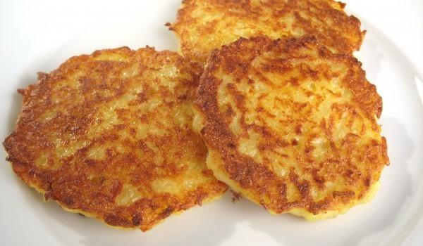 Пържени картофени кюфтета