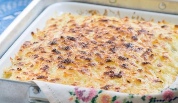 Ориз по италиански на фурна