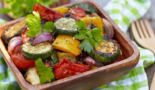 Печени зеленчуци по австралийски