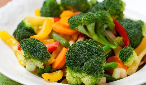 Микс от зеленчуци