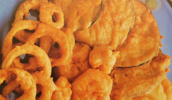 Панирани зеленчуци по индийски
