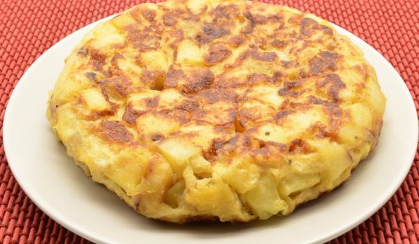 Тортила от картофи