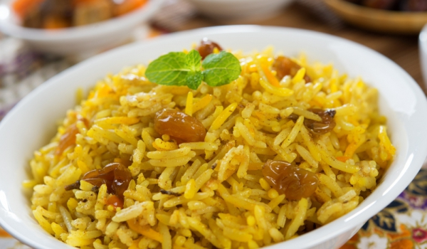 Ориз по марокански