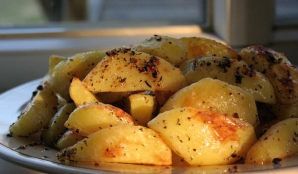 Печени картофи с айоли