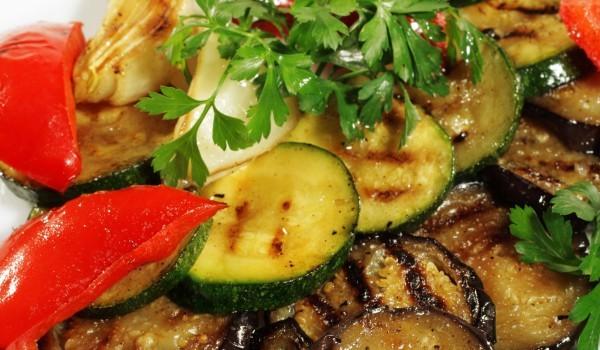 Зеленчуков микс на грил