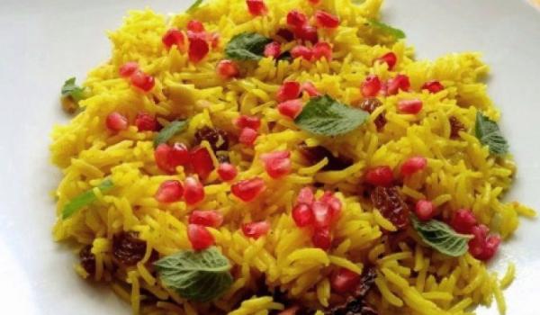 Ориз с нар