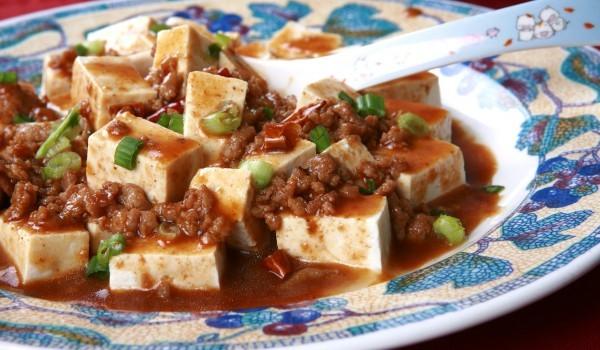 Пикантно тофу