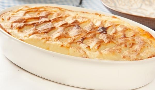 Запеканка с карфиол и картофи