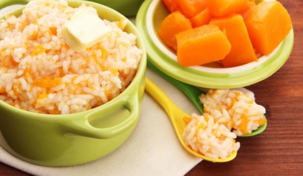 Ориз с тиква