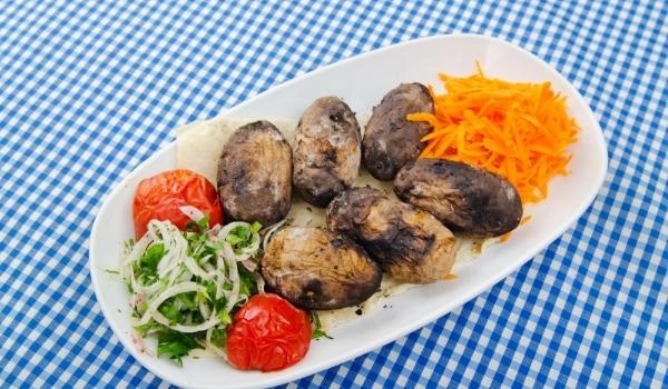 Ароматни картофи на жар