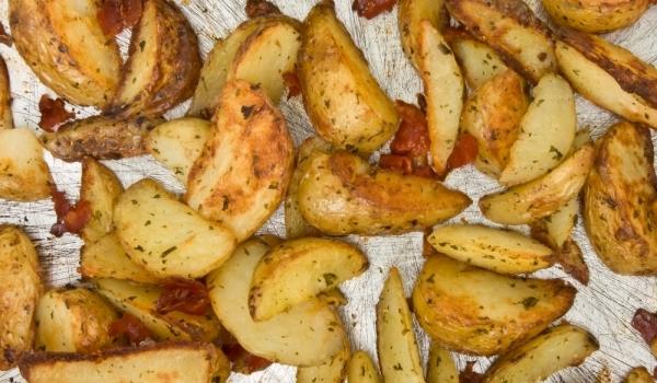 Картофи на фурна с индийски подправки