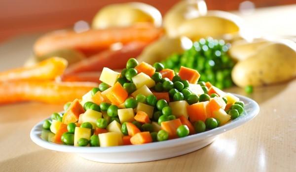 Зеленчуци на пара