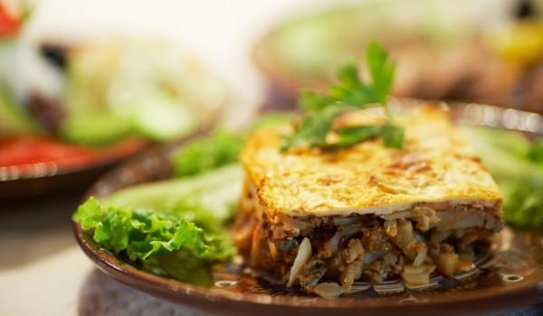 Мусака от тиквички и ориз