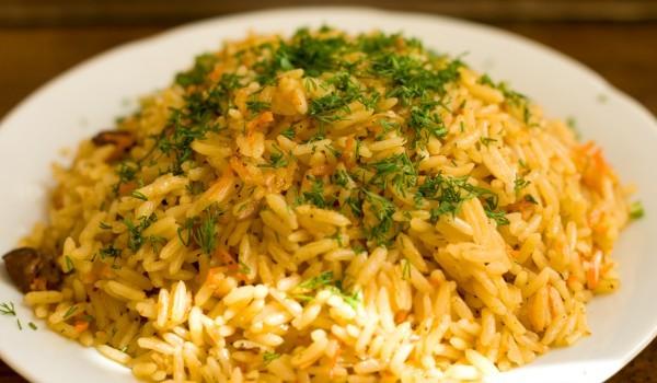 Ориз в тиган