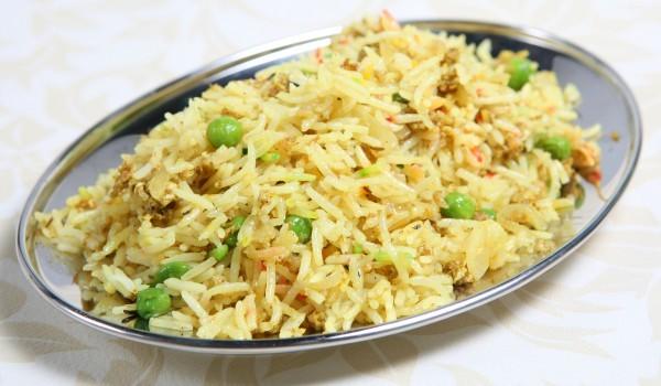 Ориз с яйца по китайски