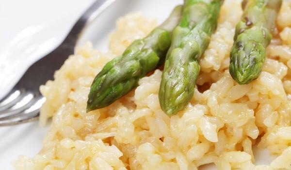 Ориз с аспержи