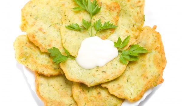 Лесни картофени палачинки