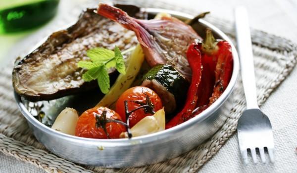 Мариновани зеленчуци на грил