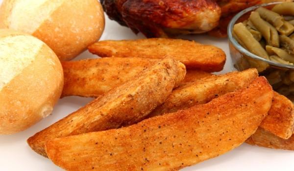 Картофи соте с люта коричка