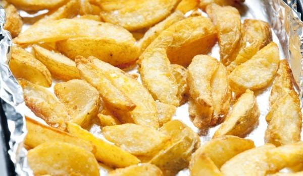 Картофи с апетитна коричка