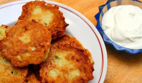 Кюфтета от картофи и спанак