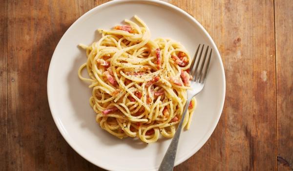 Ароматни спагети