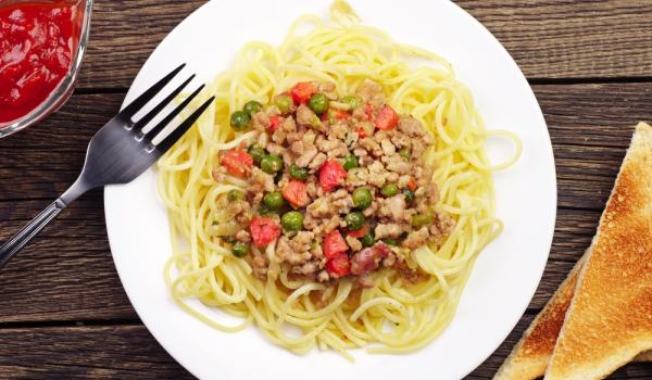 Спагети по чифликчийски