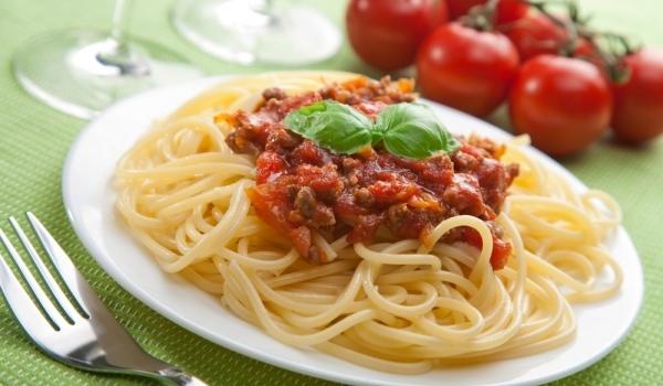 Спагети Болонезе - оригинал