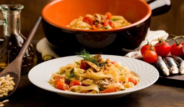 Спагети по италиански