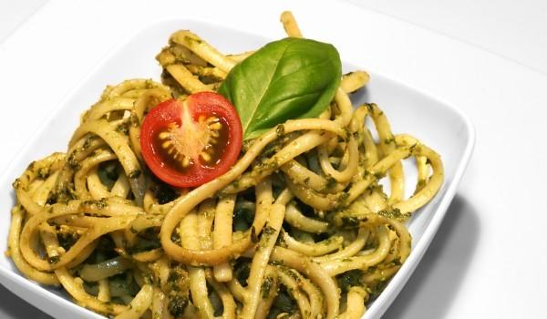 Спагети с лапад
