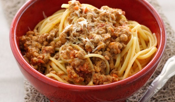 Спагети Туна