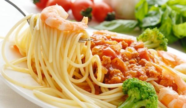 Спагети по венециански