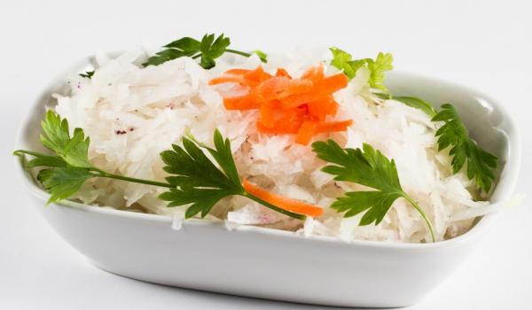 Японска салата Намазу