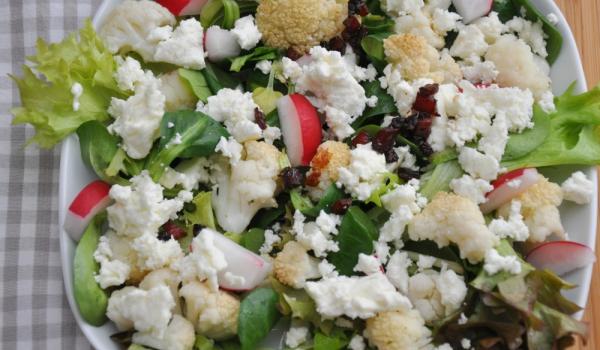 Есенна салата с карфиол