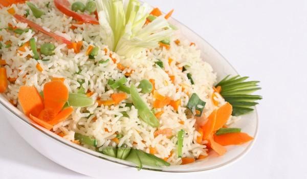 Оризова салата за барбекю