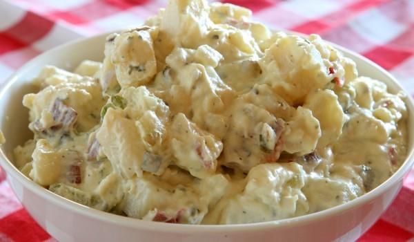Картофена салата аркадия