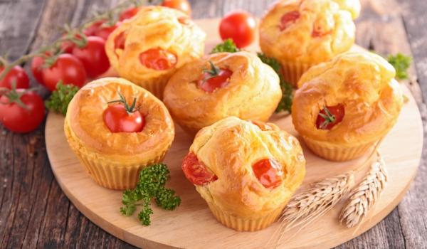 Мъфини с домати
