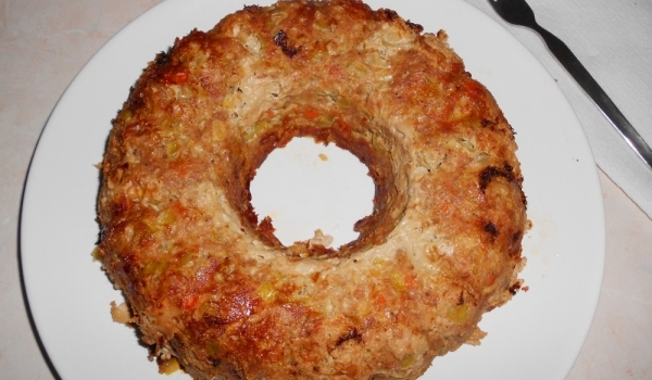 Руски месен кекс