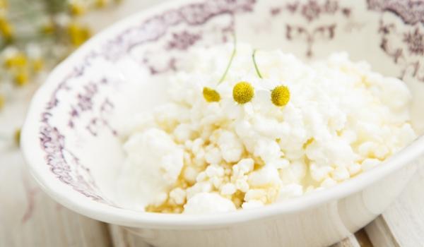 Кутмач с прясно сирене