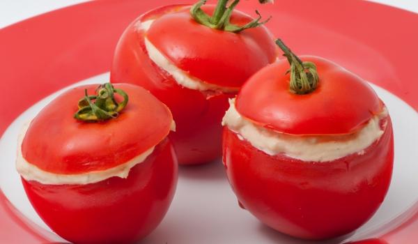 Коктейлни домати с къри