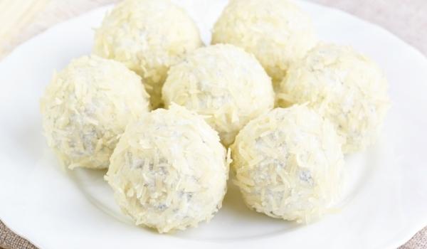 Солени бонбони с маслини